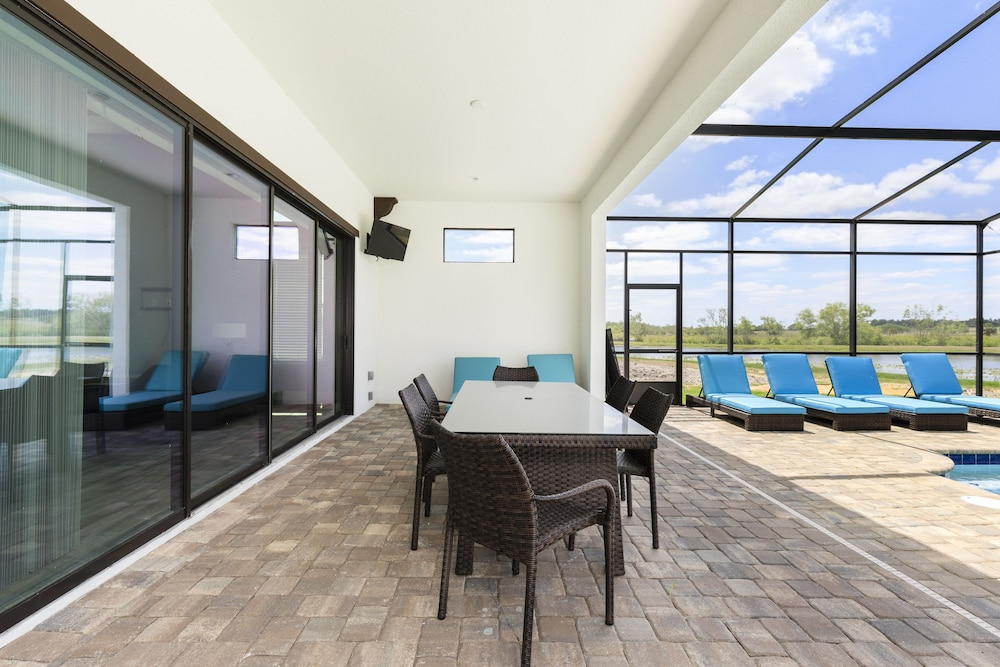 Terrace/Patio, Balmoral Resort Florida