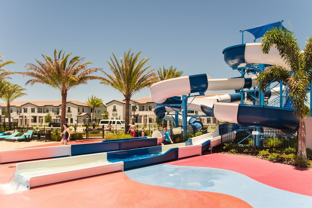 Water Park, Balmoral Resort Florida