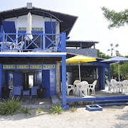 Baru Beach House With 80 Meters Private White Sand Beach