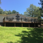 Our Private Property is Nestled Between Lineville & Lake Wedowee Alabama