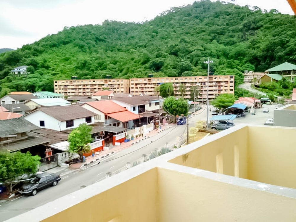View from Property, Hotel & Chalet Sportfishing PNK Teluk Bahang