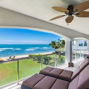 Aloha Oceanfront Villa in Ewa Beach by RedAwning