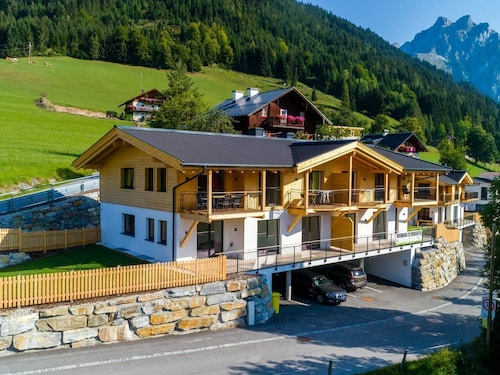 Stunning Penthouse Near Werfenweng Ski Area With Sauna