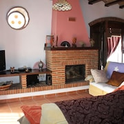 Beautiful Restored House in Central Alora With Spectacular Views From Private