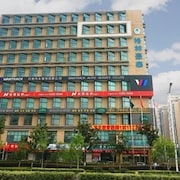GreenTree Inn Nanjing South Railway Station North Square Hotel
