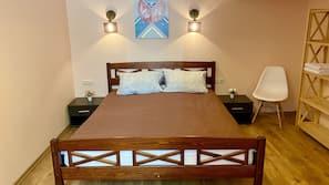 3 bedrooms, soundproofing, Internet