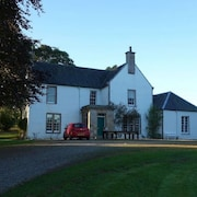 Kingillie House, Built in the Eighteenth Century, Lovely Highland Views