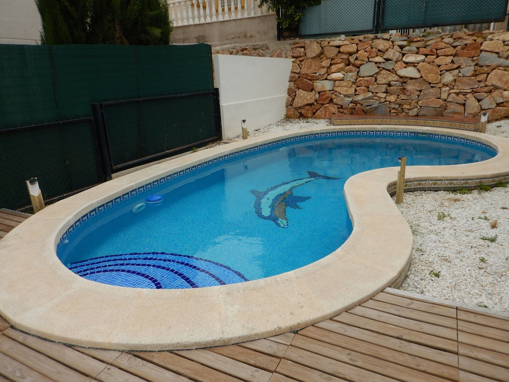 Pool, LA Zenia Swimingpool Home 1