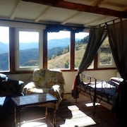 Chalet Zornica is a 250old Stone Buildingthe View From the Rooms is Breathtaking