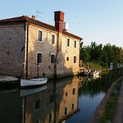 Venice, House With Park in the Island of Torcello