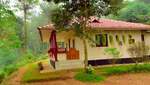 Green Garden Rose Villa - Double Bed Room Villa