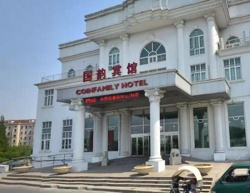 Shanghai Coinfamily Hotel