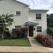 3-bed Luxury Townhouse Central Barbados