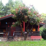 Authentic Chalet With Private Park Near Udine