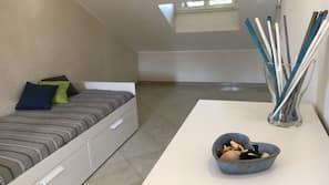2 Schlafzimmer, Bettwäsche