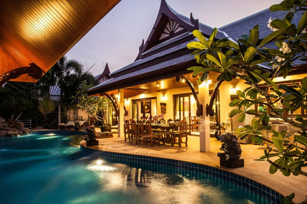 3 5 Bedroom Villa Rental In Aonang Krabi Thailand In Krabi
