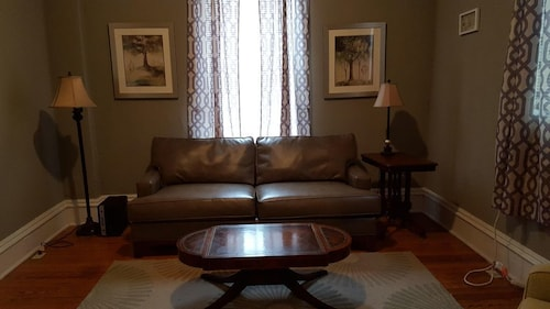 Great Place to stay Upstairs Apartment - Walking Distance From Downtown Hermann near Hermann