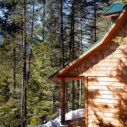 The Ridge At Glacier, Montana | Five Mountain Cabins | Cabin #5