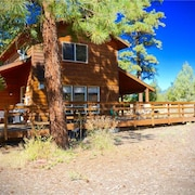 Big Horn Cabin by RedAwning
