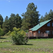 Sugarloaf Cabin at Pagosa Springs - 3 Br Home