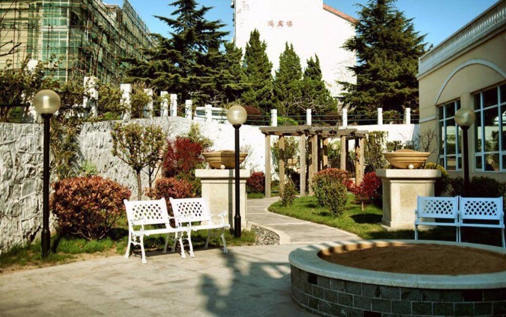 courtyard - Qingdao Garden