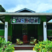 Sukau Greenview Bed & Breakfast - Hostel