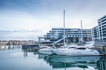 5 Maritime Walk, Ocean Village, Southampton, England.