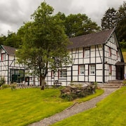 Rurhaus - Monumental Timbered House in the Eifel National Park