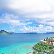 Luna Bella, Breathtaking Down Island Views of St John & the Bvi's! *free Wifi*