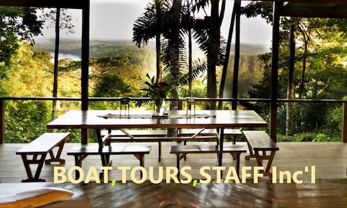Boat,tours & Staff Included! Luxury Rainforest & Waterfront Hm,adventure Awaits!