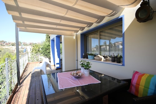 Quiet and Cosy Apartment With Terrace Near the Beach in Playa Romantica