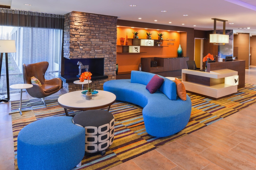 Featured Image, Fairfield Inn & Suites by Marriott Coralville