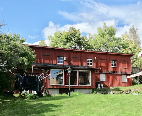 Natural Holiday Accommodation, Apartment in Tösse in Western Sweden