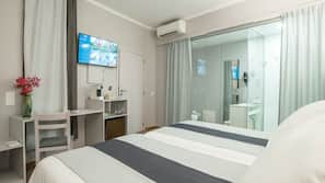 In-room safe, blackout curtains, free WiFi, wheelchair access
