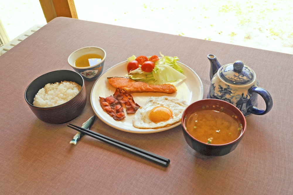 Food and Drink, Nature Resort in Shimanto