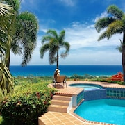 Amazing Panoramic Ocean Front Gated 3 Bdhouse With Gazebo & Wifi