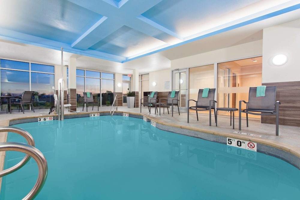 Indoor Pool, Fairfield Inn & Suites by Marriott Tucumcari