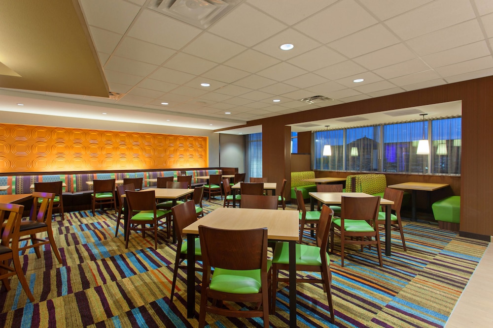 Restaurant, Fairfield Inn & Suites by Marriott Tucumcari