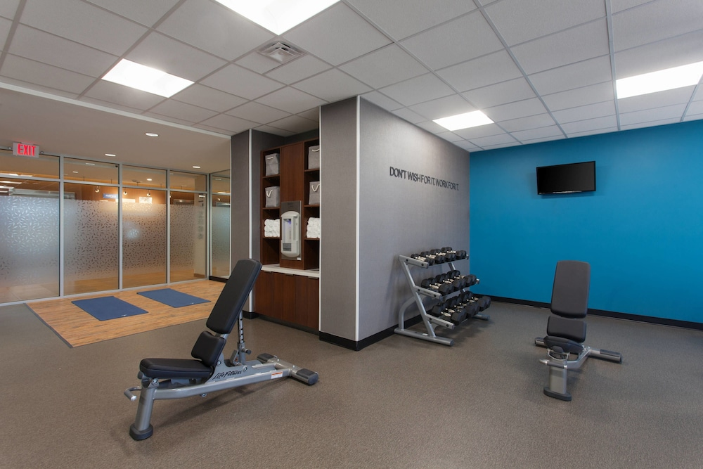 Fitness Facility, Fairfield Inn & Suites by Marriott Tucumcari