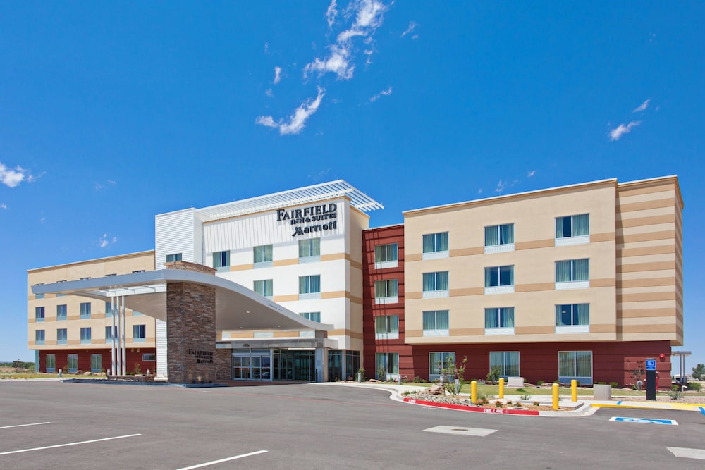Exterior, Fairfield Inn & Suites by Marriott Tucumcari