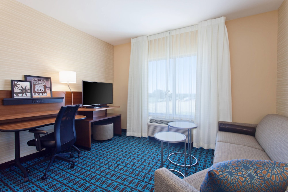 Room, Fairfield Inn & Suites by Marriott Tucumcari