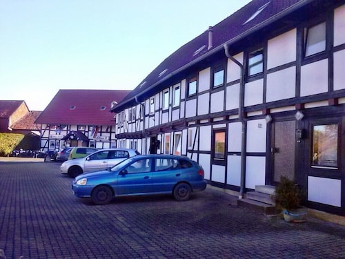 5 bed Apartment Near the old Imperial City of Goslar. Ideal for Motorcyclists