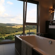 Luxury NEW Construction in Prime Location: Eifel, Nürburgring, A61, Panoramic View
