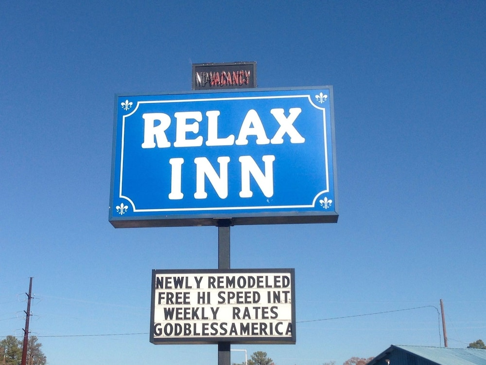 Property Grounds, Relax Inn