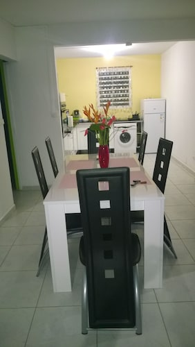 Spacious and Refined Apartment, Located in the Center of the Island, Very Well Equipped