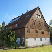 New! Apartment With an Artistic Flair Near Nature Park Nordschwarzwald New!