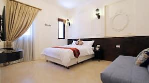 家具佈置各有特色、窗簾、免費 Wi-Fi
