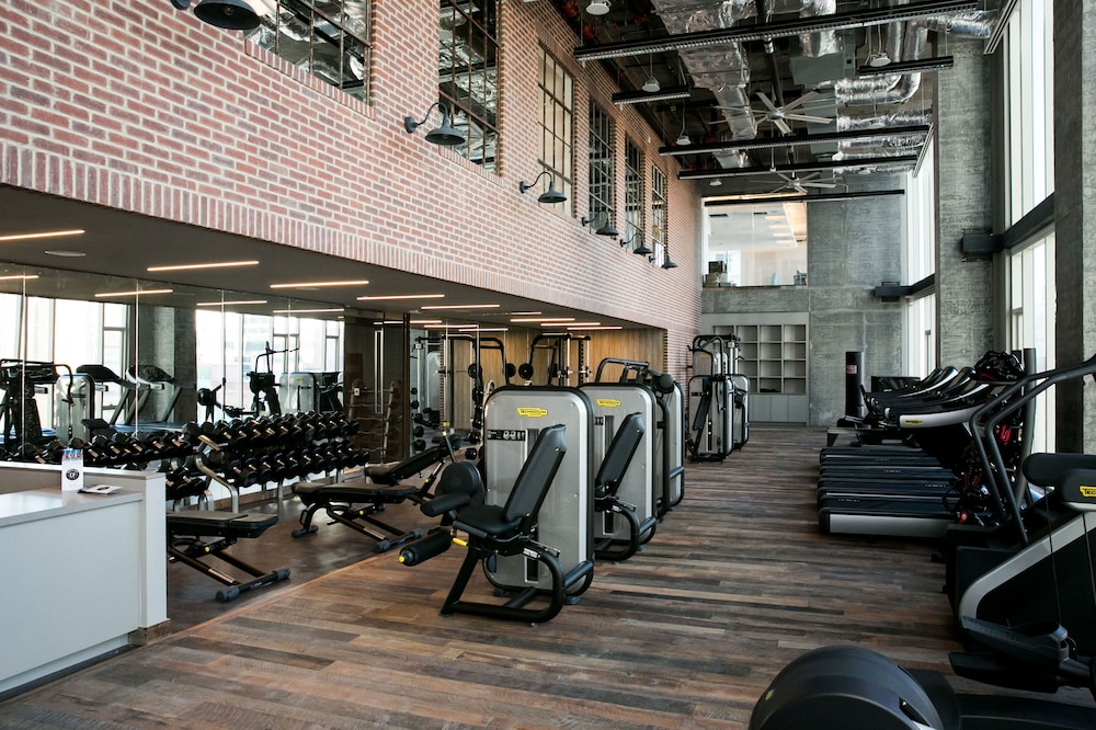 Fitness Facility, Stay Alfred at 505