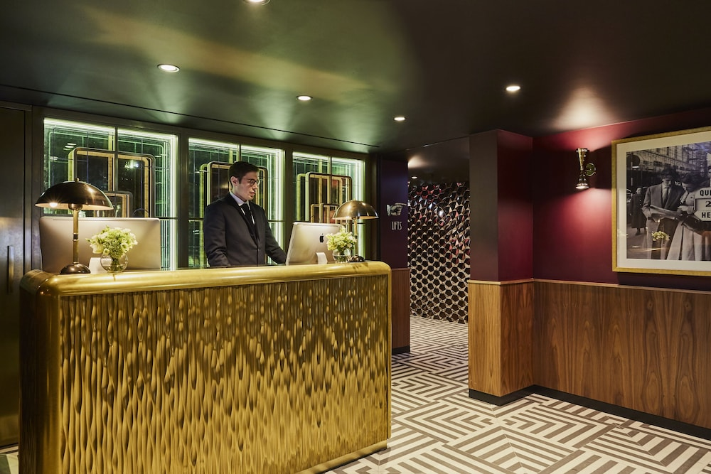 Hotel Indigo London 1 Leicester Square London 2019 Hotel