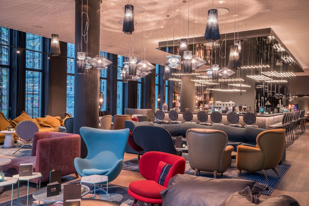 Lounge, Motel One Berlin-Alexanderplatz